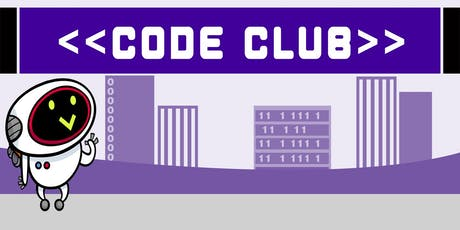 Code Club - Redcliffe Library tickets