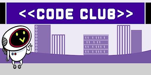 Code Club - Arana Hills Library