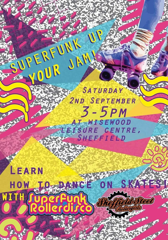 Superfunk Up Your Jam!