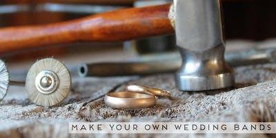 DIY Gold Wedding Band Workshop