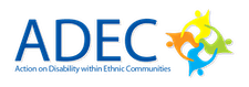 Action On Disability within Ethnic Communities - ADEC logo