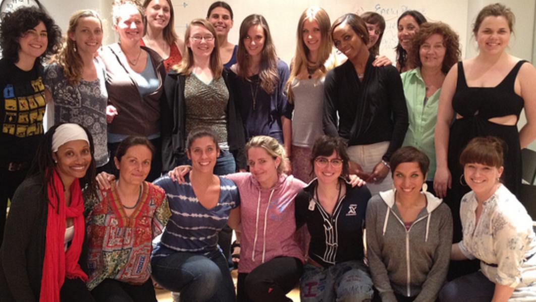 DONA International Birth Doula Workshop - Cha