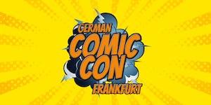 German Comic Con Frankfurt 2018