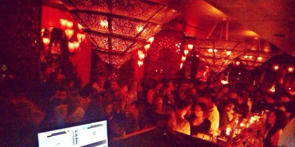 NYC Hip Hop vs  Reggae Katra Lounge Remix Fridays Everyone