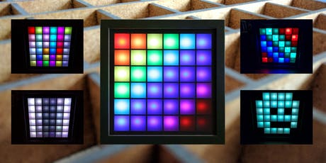Bau eines LED-Mood-Light - 6x6 Matrix - über Internet steuerbar Tickets