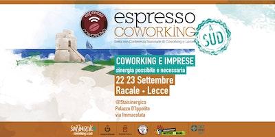 Espresso Coworking A SUD! 2017