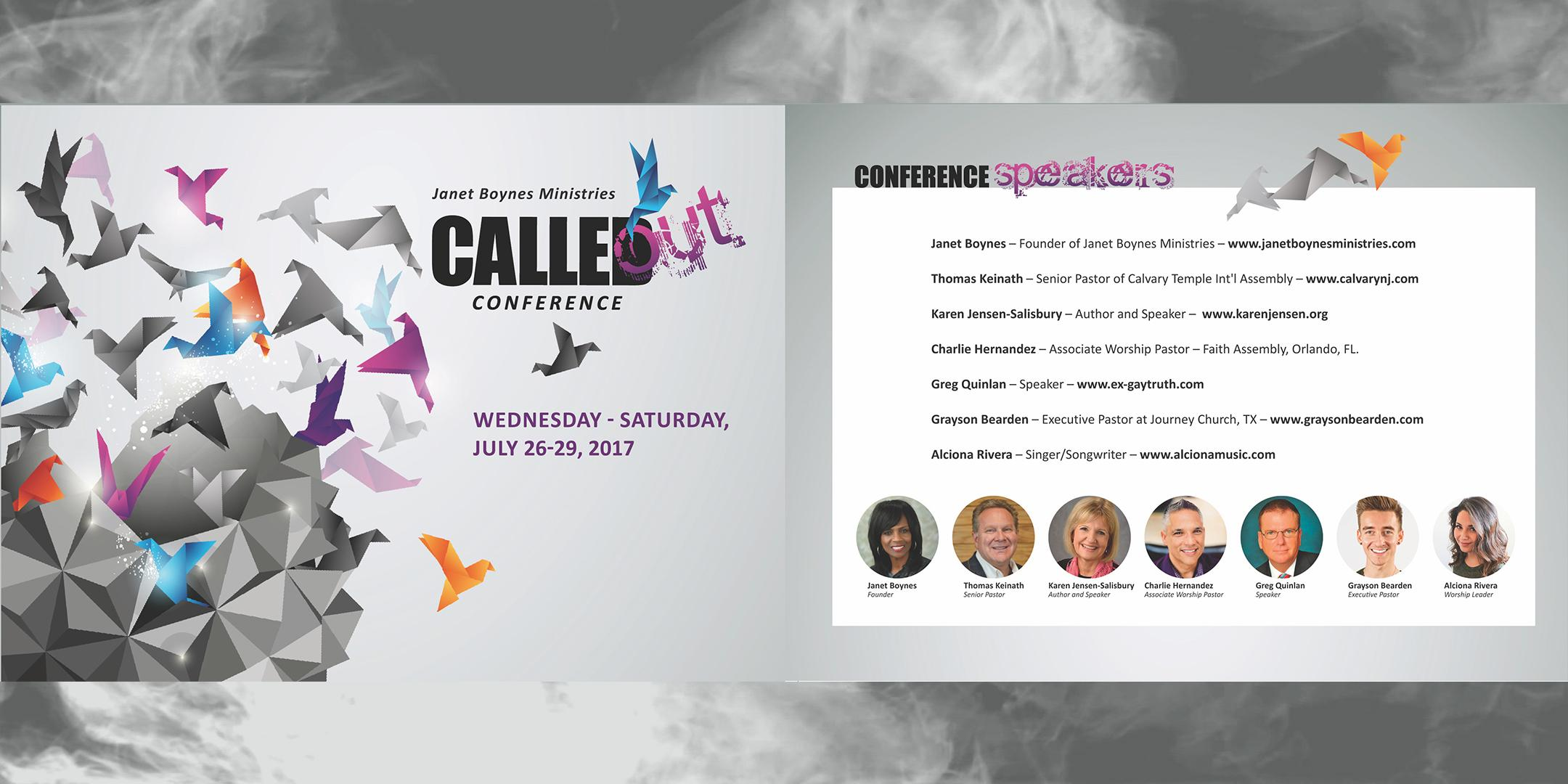 """Called Out Conference """" You Were Made for Mor"""