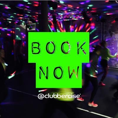 Clubbercise with Claire 24 July 2017 (Bishop