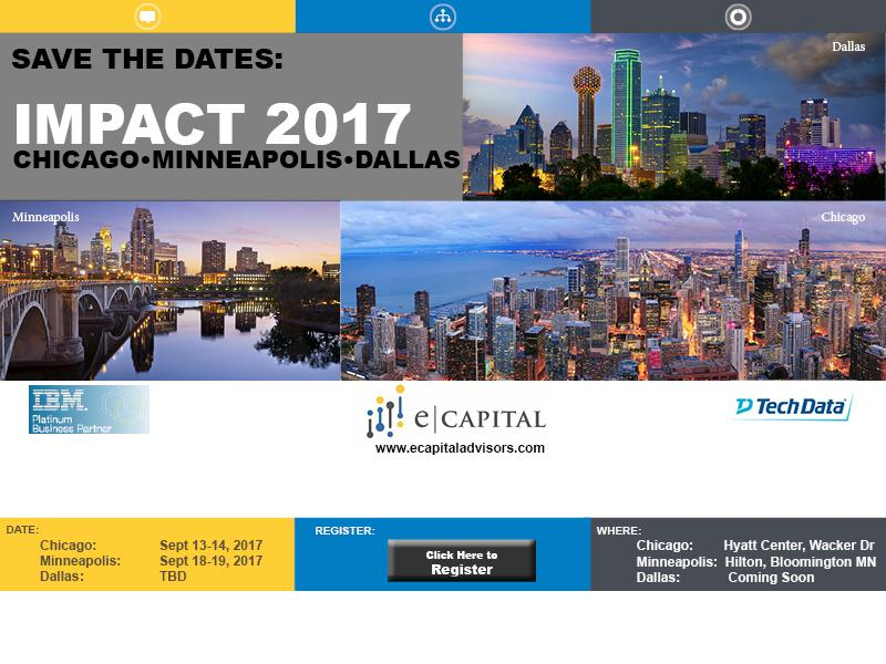 IMPACT 2017 - Dallas, TX