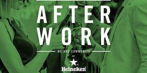 Heineken AfterWork: Watercolors & Hoptails Edition