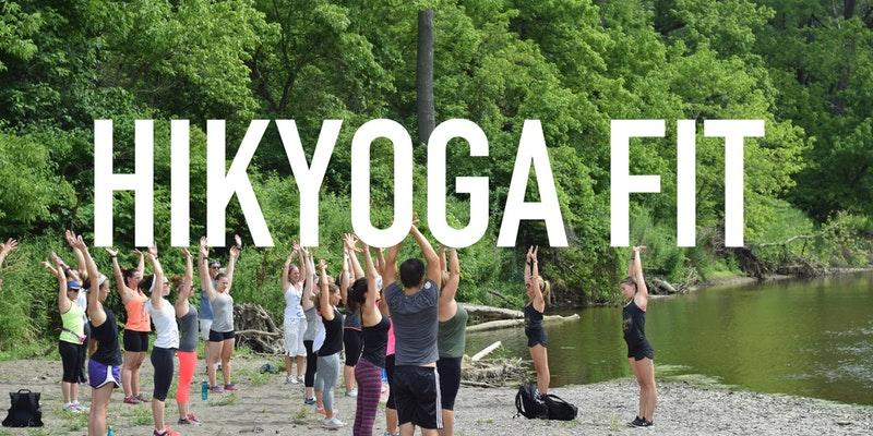 Hikyoga® Fit! at Corbett's Glen – Led by Lian