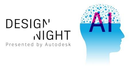 Design Night: AI tickets