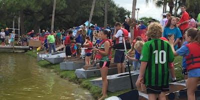 Lakeland Cardboard Boat Challenge 2019