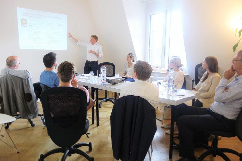 Agile Organizing Basics