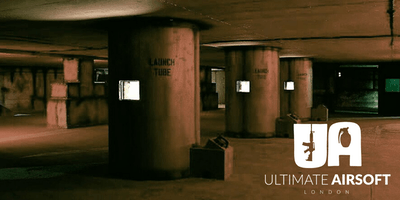 Ultimate Airsoft Skirmish at Bunker 51