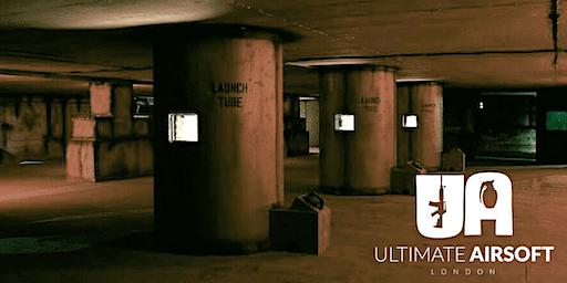 Ultimate Airsoft Skirmish at Bunker 51