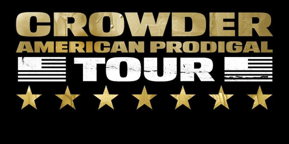 American Prodigal Tour November