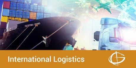 International Logistics Seminar in Boston tickets