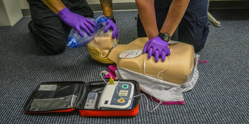 Advanced Cardiac Life Support (ACLS)-Fresno Campus
