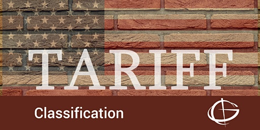 Tariff Classification Seminar in Boston