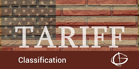 Tariff Classification Seminar in Charlotte tickets