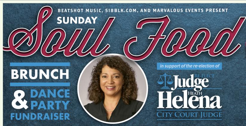 Sunday Soul Food Brunch & Dance Party Fundrai