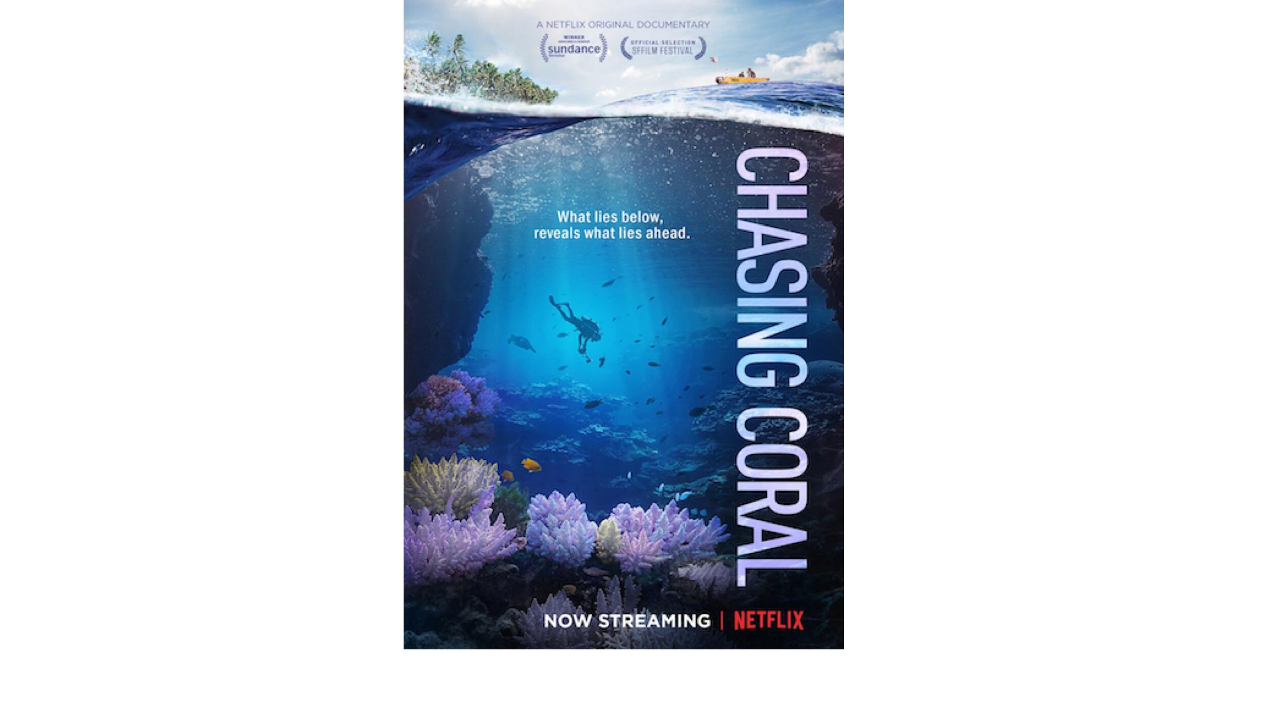 Chasing Coral - a screening presented by OneR