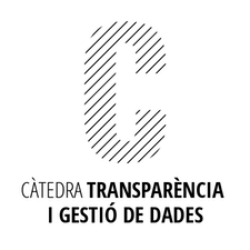 Càtedra de Transparència i Gestió de Dades logo