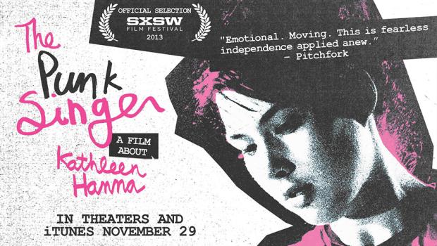 Film The Punk Singer - Feminist  Topic - Four
