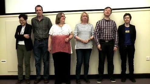 Film Studies Reunion - Sheffield Hallam Unive