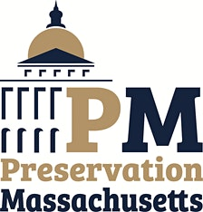 Preservation Massachusetts logo