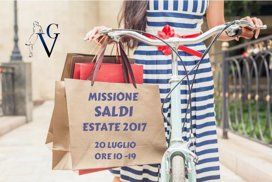 Missione SALDI Estate 2017