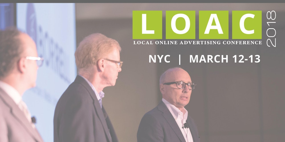Local Online Advertising Conference 2018