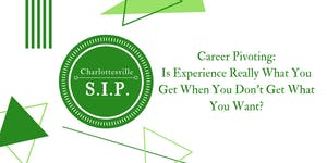 Career Pivoting: Is Experience Really What You Get...