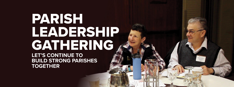 Parish Leadership Regional Gathering - Portla