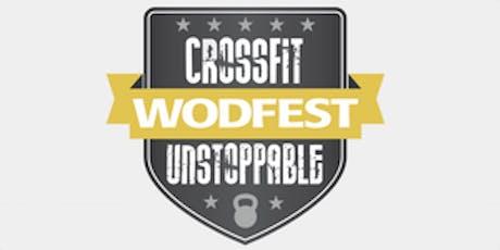 2019 CFU WODFest tickets