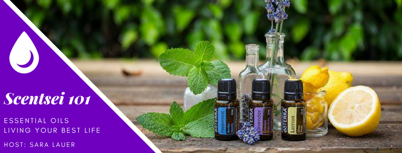 Scentsei 101 (Essential Oils)