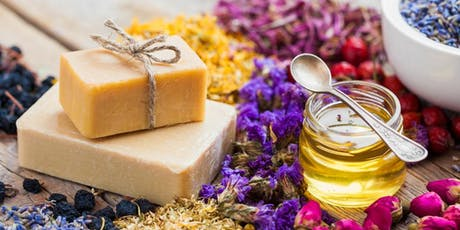 Organic Soap Making Workshop tickets
