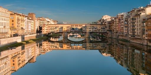 Florencia tour de la Mañana 10:30