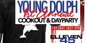 Young Dolph 1st Annual 4th of July Cookout and...