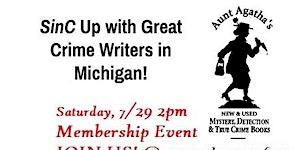 Michigan Sisters In Crime Membership Event