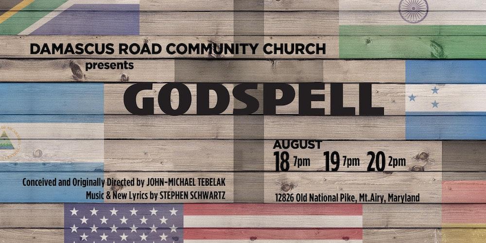 Godspell Tickets, Multiple Dates | Eventbrite