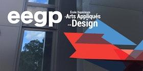 PORTES OUVERTES EEGP l'école supérieure d'arts appliqués et de design billets