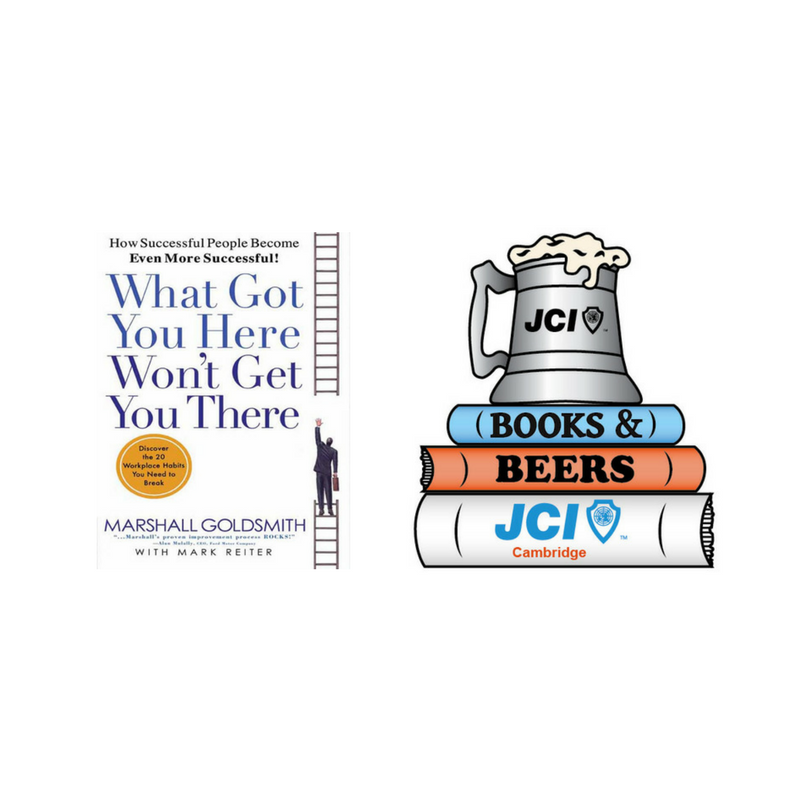 Business Books & Beers Club - What Got You He