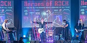 PAUL LAINE - HEROES OF ROCK 2018