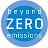 Beyond Zero Emissions logo