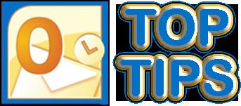 Outlook 2010 Top Tips
