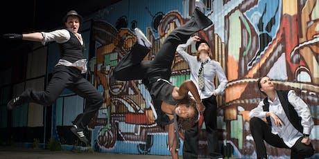 Dance 411: Adult Hip Hop (Int/Adv) tickets
