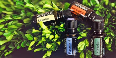 doTERRA Essential Oils - Shake up your wellness routine!