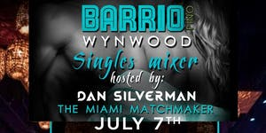 Singles Mixer at Barrio Wyndwood
